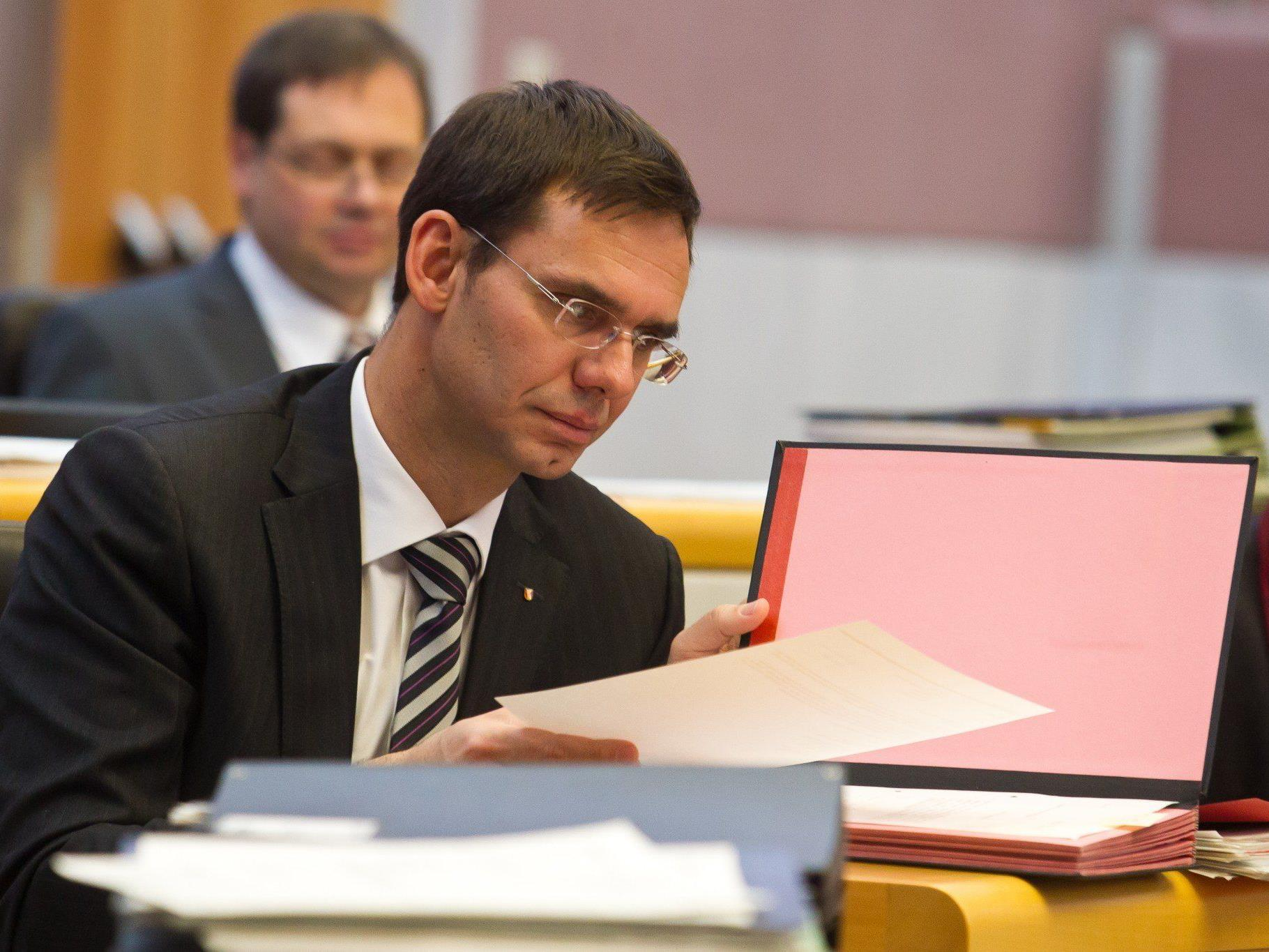 Vorarlberger Landeshauptmann will Kurs auch in Wahlzeiten fortgesetzt wissen.