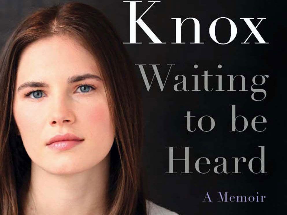 """Buch """"Waiting to be Heard"""" wird veröffentlicht."""