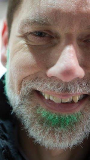 Guntram Schedler und das Resultat einer verlorenen Wette: Mehr EHC Bregenzerwald geht nicht.