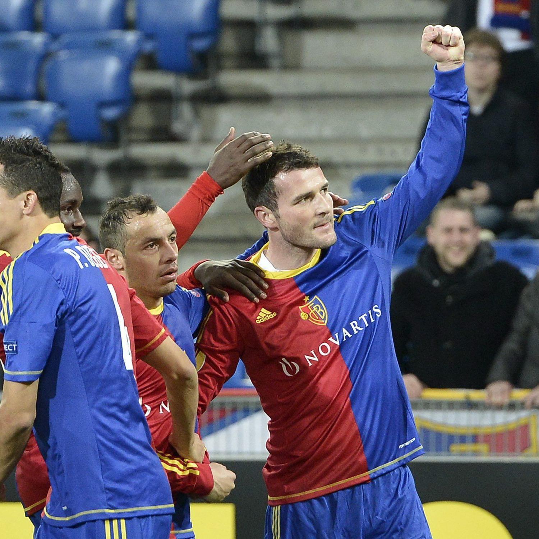 Basel sichert sich mit dem 2:0 gegen St. Petersburg eine gute Ausgangssituation für das Rückspiel.