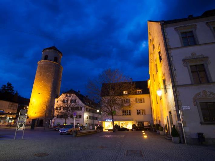 Auch in Feldkirch gingen letztes Jahr die Lichter aus