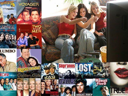"""Vom """"A-Team"""" bis zu """"Weeds"""": Die 222 besten TV-Serien."""