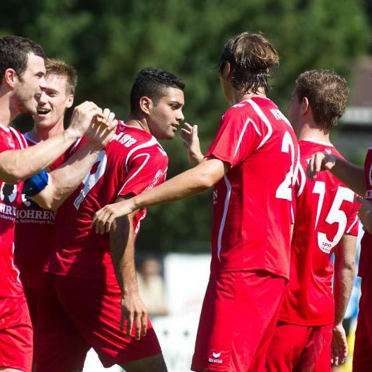 FC Dornbirn will im Derby am Karsamstag gegen Hard jubeln.