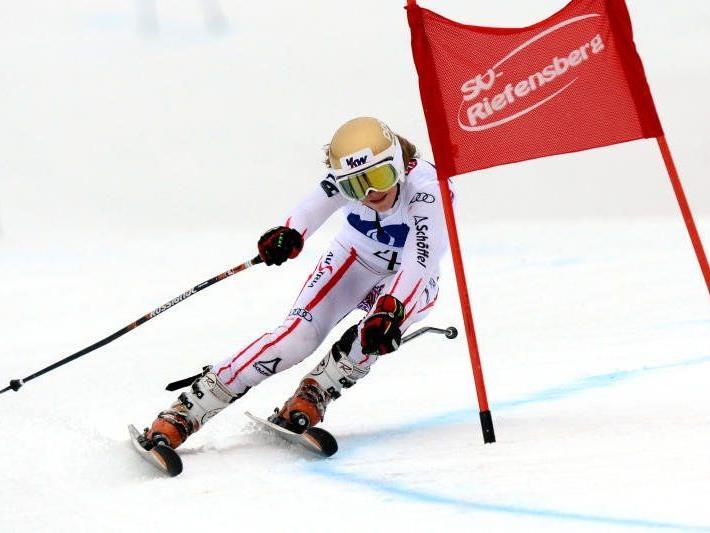 Katharina Liensberger will eine ÖM-Medaille holen.