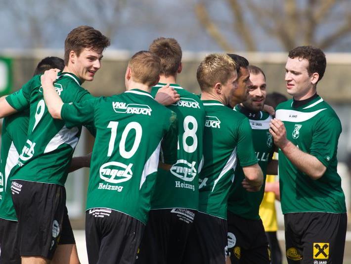 Der Dornbirner SV warf Höchst aus dem Pokal.