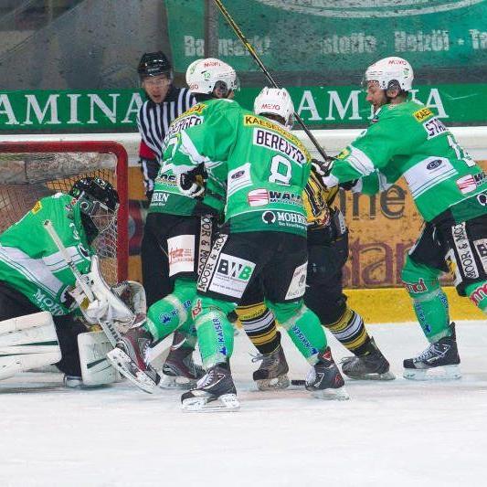 Im fünften Finalspiel in Laibach wird der Meistertitel in der INL vergeben.