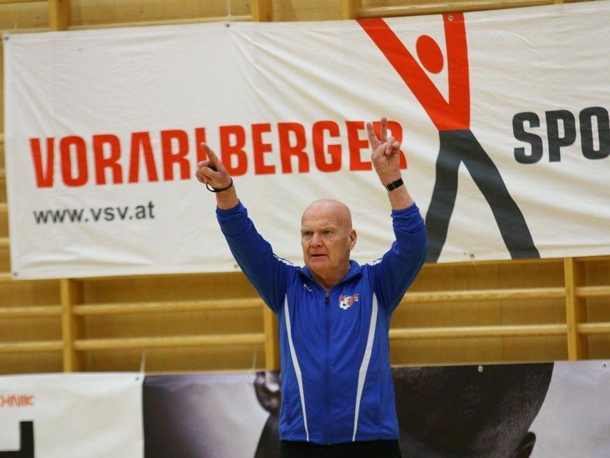 Gerhad Holzer hat eine Anzeige gegen einen Trainer und zwei Kicker gemacht.