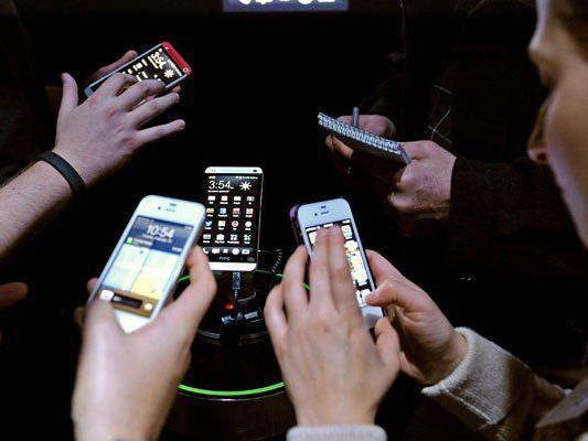 Das größte Wachstum bei der mobilen Kommunikation vollzieht sich in Asien.