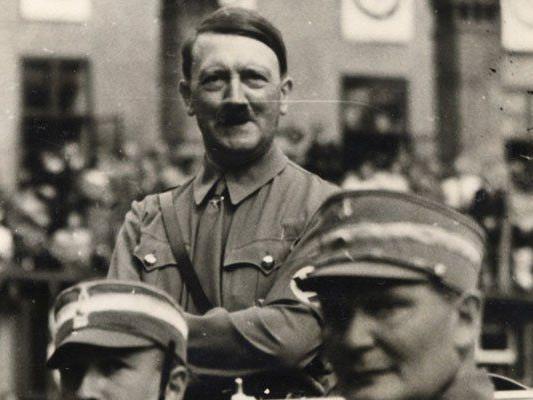 """Für 42 Prozent war unter Hitler """"nicht alles schlecht""""."""