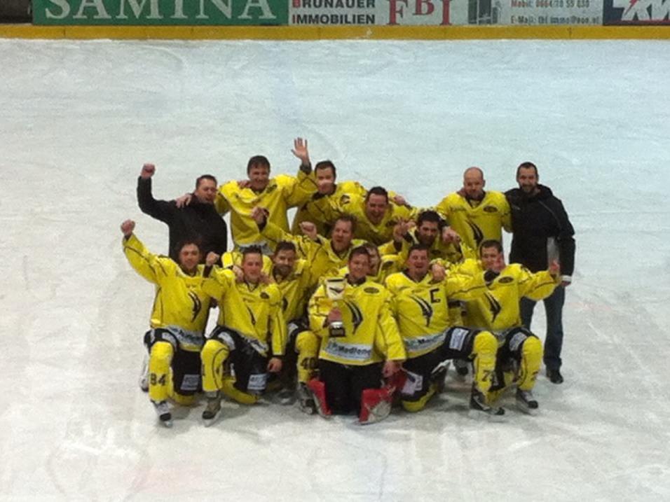 Die Meistermannschaft des HSC II
