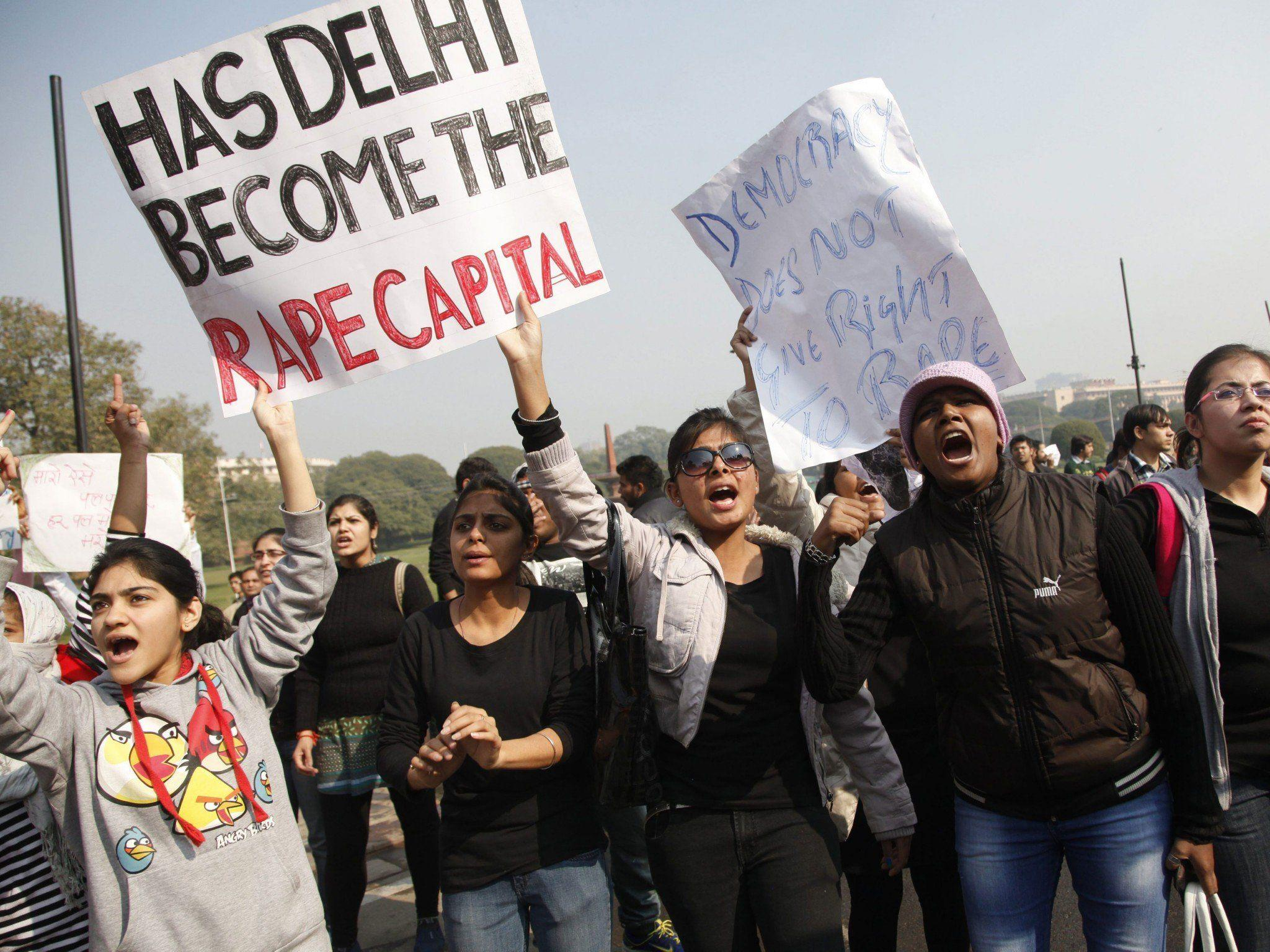 Seit der Gruppenvergewaltigung im Dezember berichten die indischen Medien ausführlicher über Sexualstraftaten.