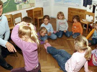 Kindergartenpädagogen leisten eine wichtige Arbeit.