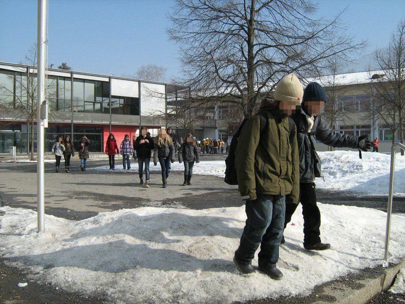Schwere Vorwürfe gegen Lehrer an der Mittelschule Ost in Rankweil.