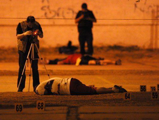 Schon seit 2006 fordert ein blutiger Drogenkrieg unzählige Opfer.