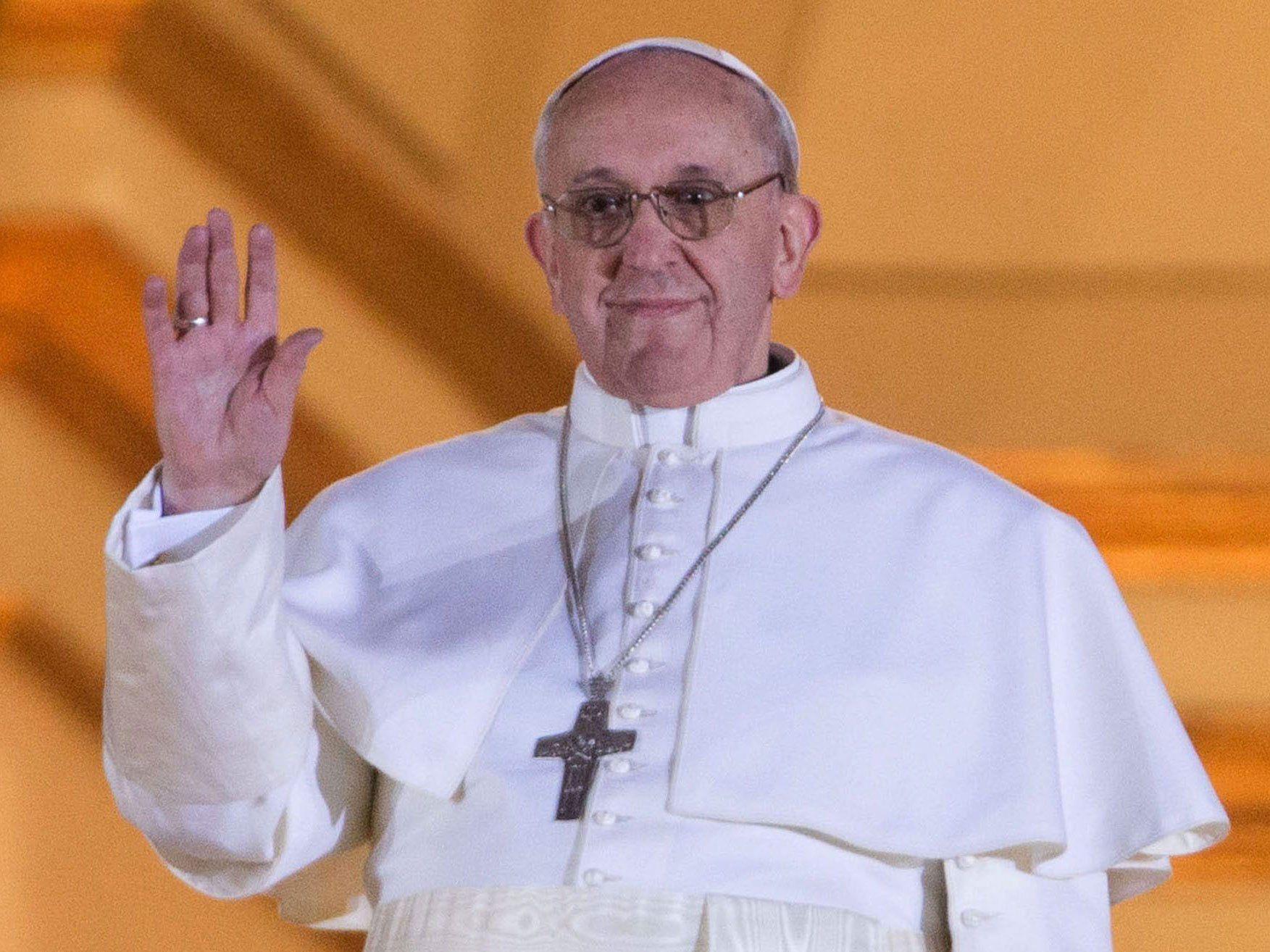 130.000 Mitteilungen pro Minute nach Vorstellung des neuen Papstes.