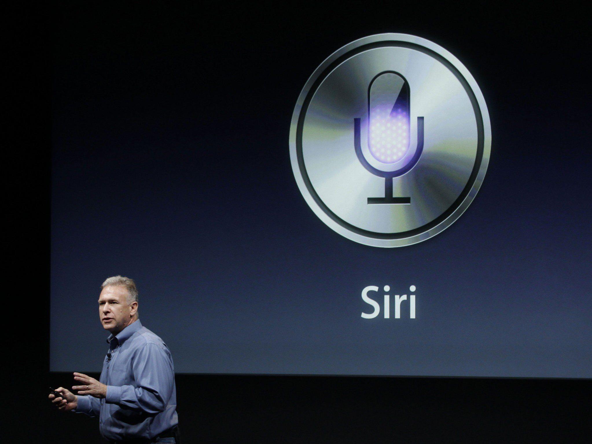 Kläger wollen für Geräte mit Software Siri Verkaufsstopp in China.