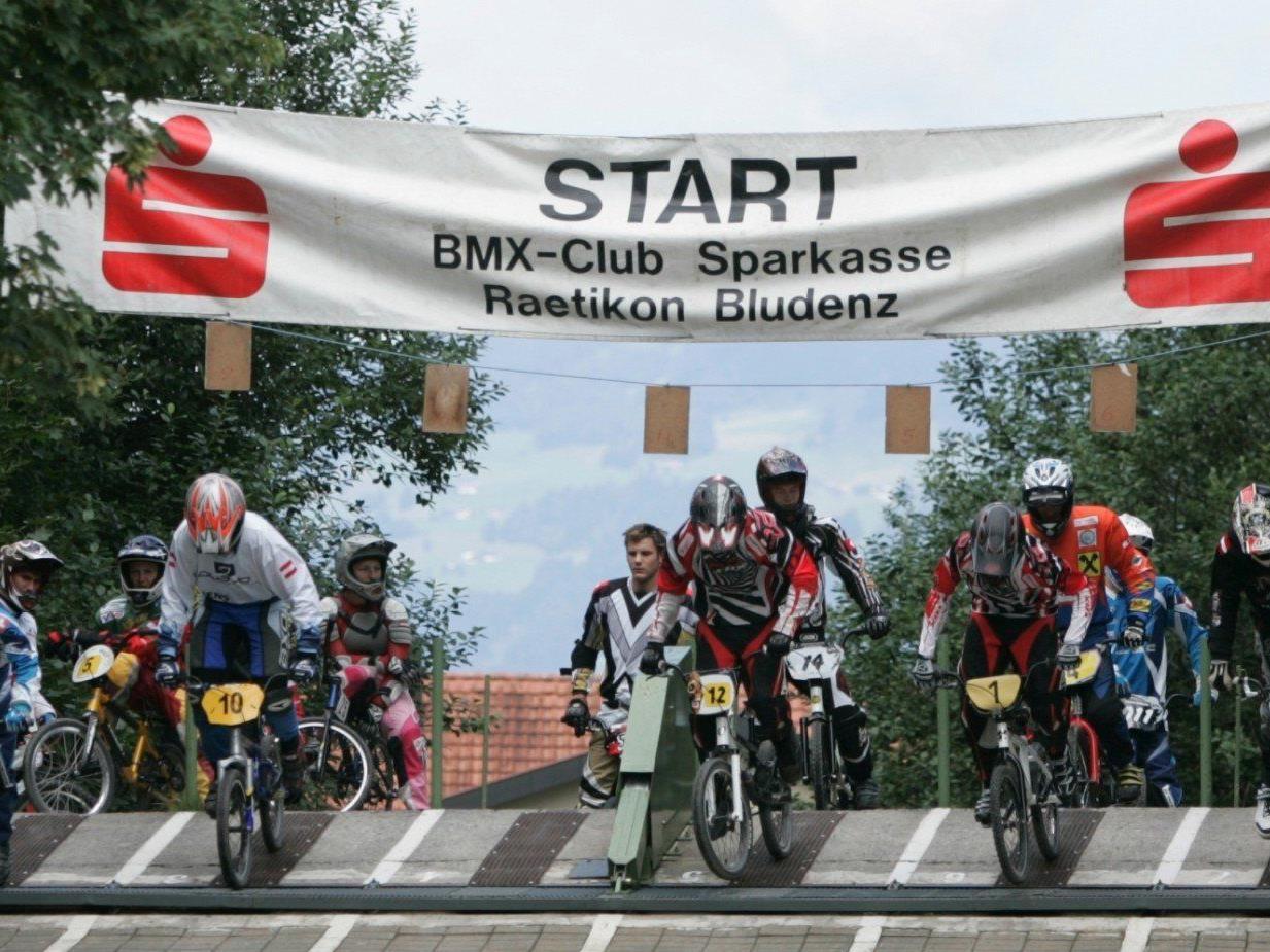 Die BMXler starten in die neue Saison.