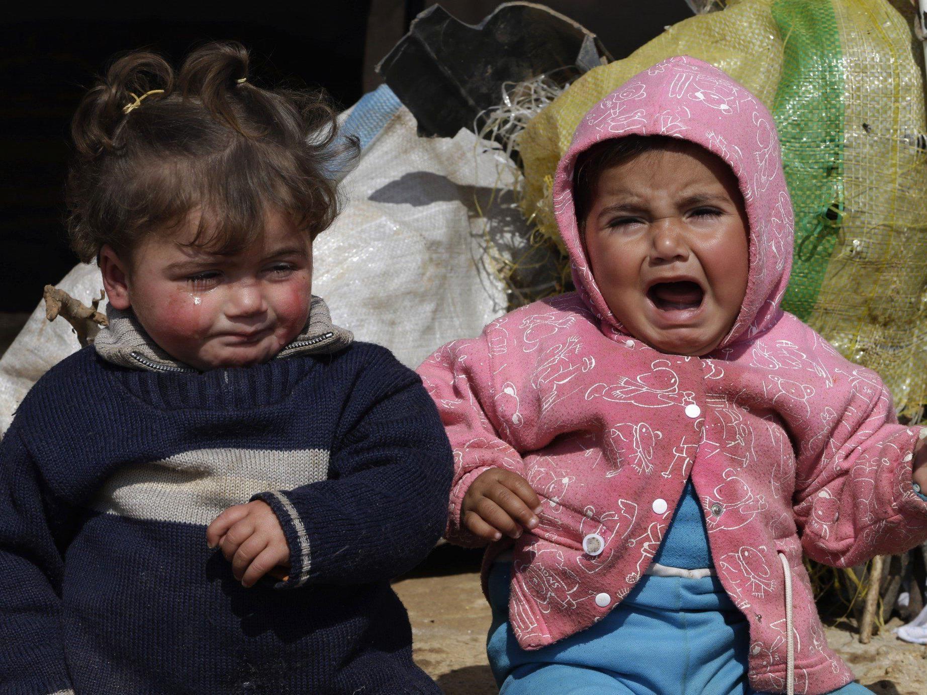 Harte Lebensbedingungen: Türkei schiebt Flüchtlinge ab.
