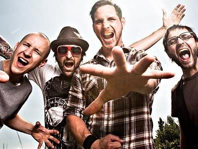 """Die Vorarlberger Band The Sorrow ist in der Kategorie """"Hard & Heavy"""" nominiert."""