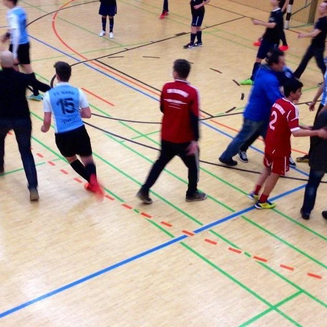 Nach den Ausschreitungen in Rankweil  hat der FC Hard den U-15-Cotrainer vereinsintern suspendiert.
