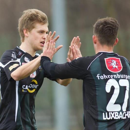 Julian Erhart schoss zwei wunderschöne Tore, aber Altach verlor den Test gegen St. Gallen 2:3.