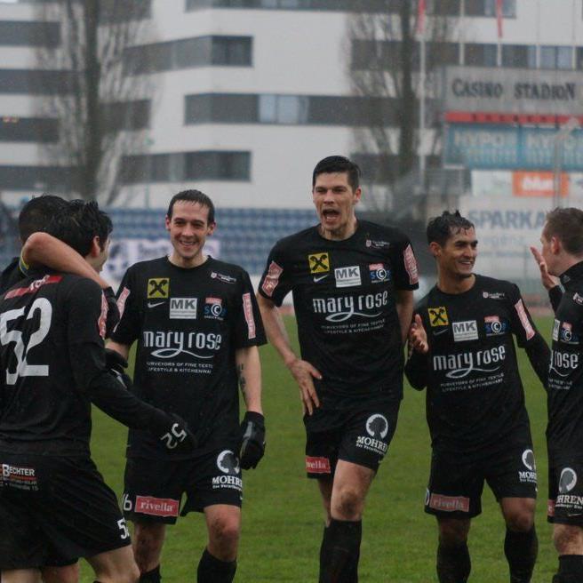 Der SC Bregenz gewann gegen Kufstein mit 4:2 und zeigte 45 Minuten lang eine Klasseleistung.