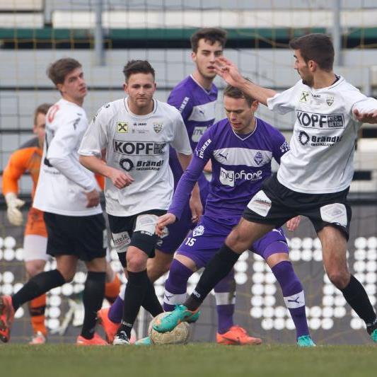 Die Schwächen der Altacher Amateure wurden gegen Austria Salzburg aufgedeckt.