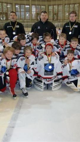 Zweiter Platz für die U-11-Landesauswahl beim Turnier in Füssen.