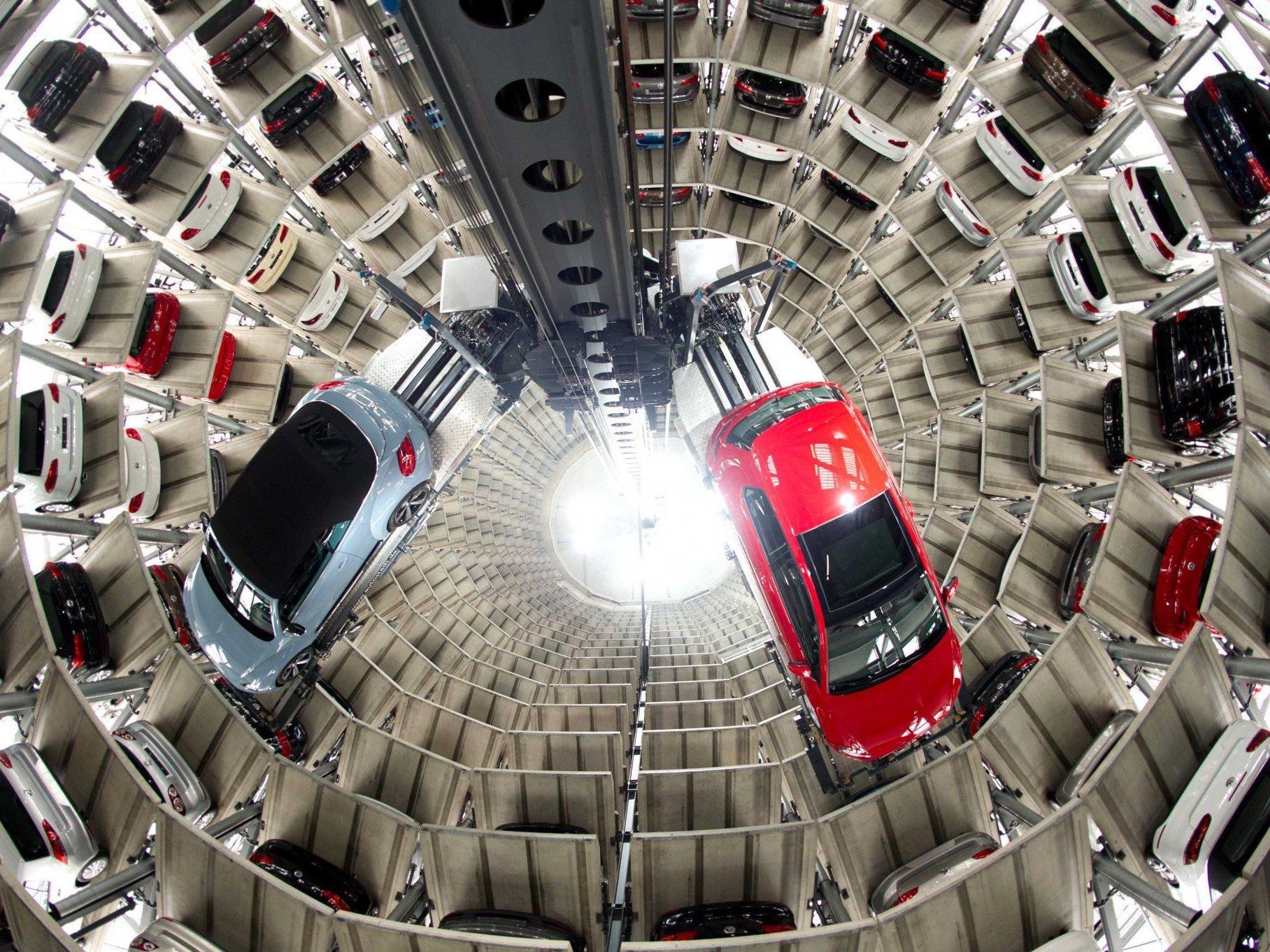 """Der Rückruf erfolgt nach Angaben von Volkswagen """"freiwillig"""" und nicht auf Druck der Behörden."""