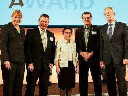 Forschungspreis für die FH Vorarlberg und THIEN eDrives.
