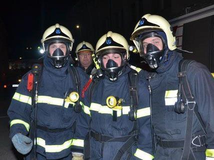Noch konnte die Ursache des Zimmerbrands am Dienstagabend nicht ermittelt werden.
