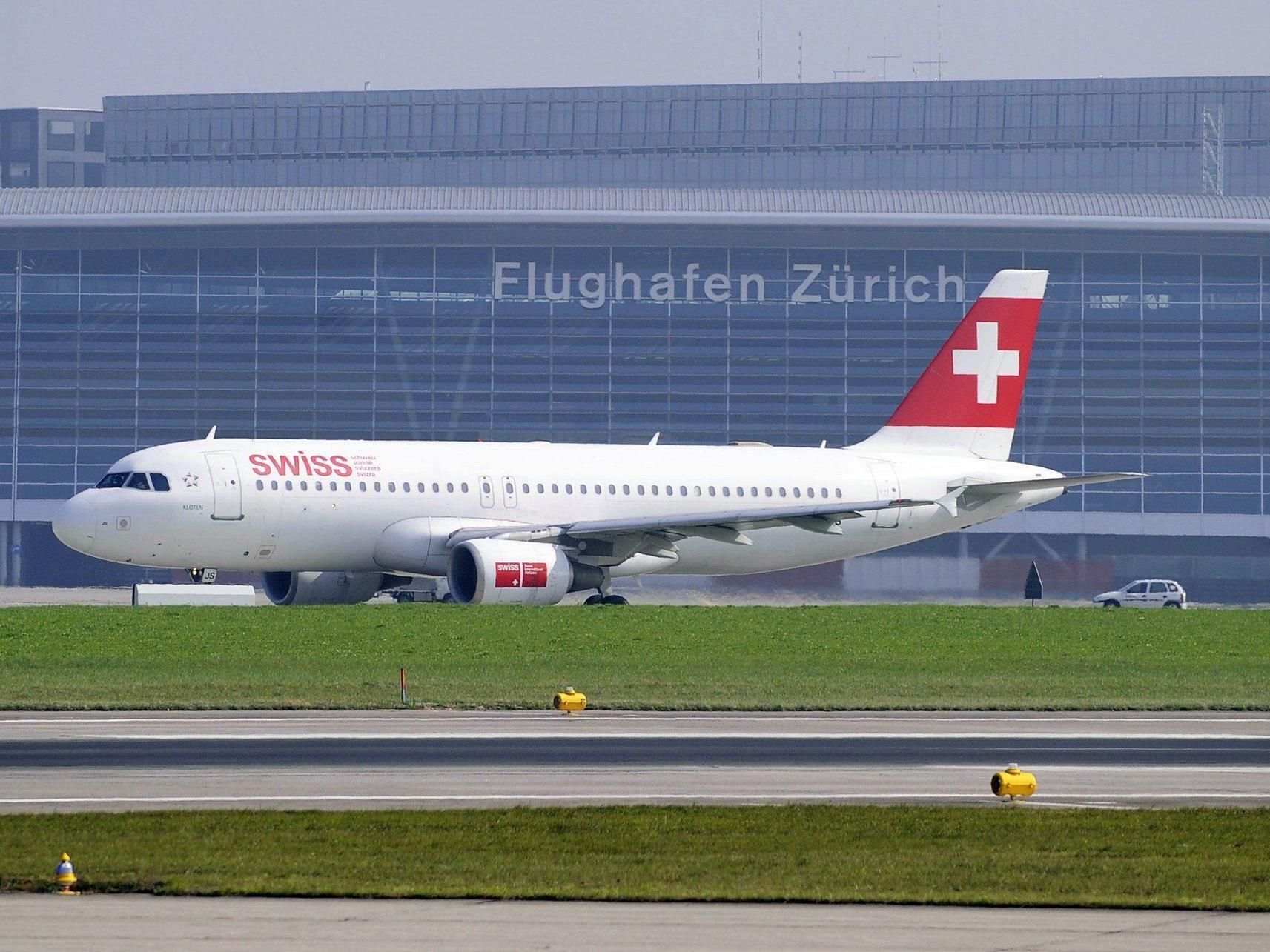 Seit 2003 dürfen Flugzeuge im Anflug auf Zürich zwischen 21.00 und 07.00 Uhr nicht mehr über deutsches Gebiet fliegen