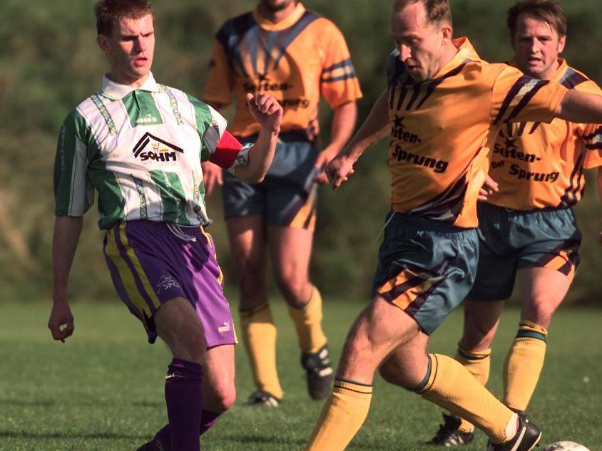 FC Doren gegen FC Andelsbuch 1998