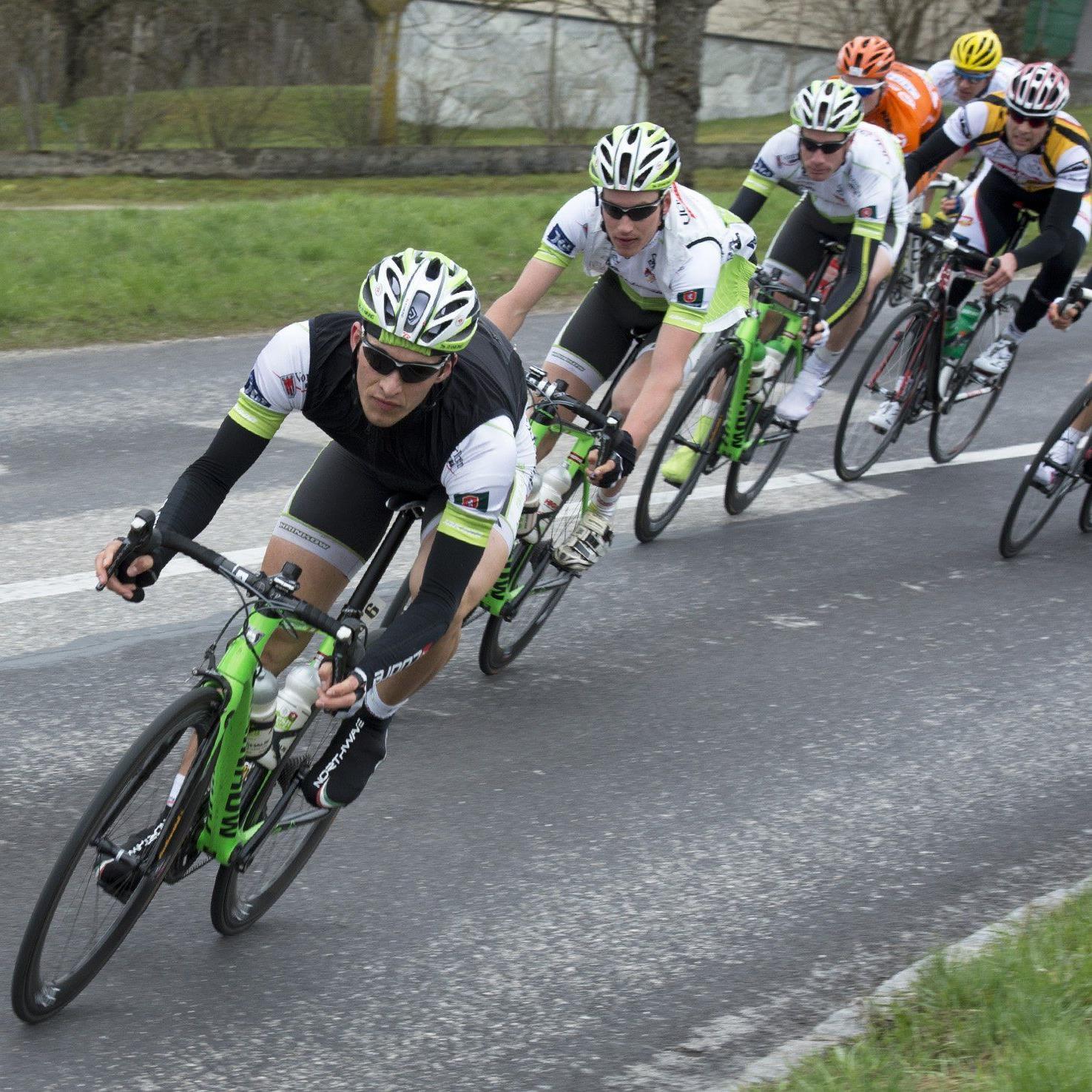 Das Radteam Vorarlberg ist in der Schweiz und in England dabei.