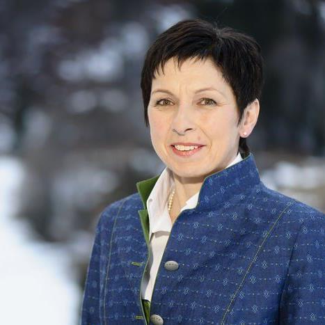 Neue Bundesbäuerin Andrea Schwarzmann: Gremien zu einem Drittel mit Frauen besetzen.