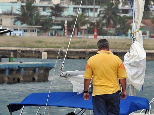 Ehepaar Hakken flüchtete samt Kindern nach Kuba