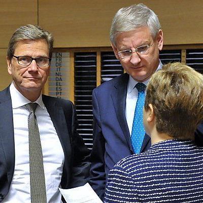 EU-Außenminister lockerten Sanktionen