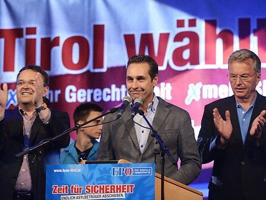 Der FPÖ-Chef holte zum Rundumschlag aus