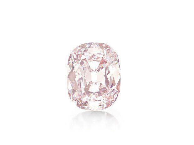 """Knapp 40 Millionen Dollar für 34,64-Karat-Stein """"Princie Diamond""""."""