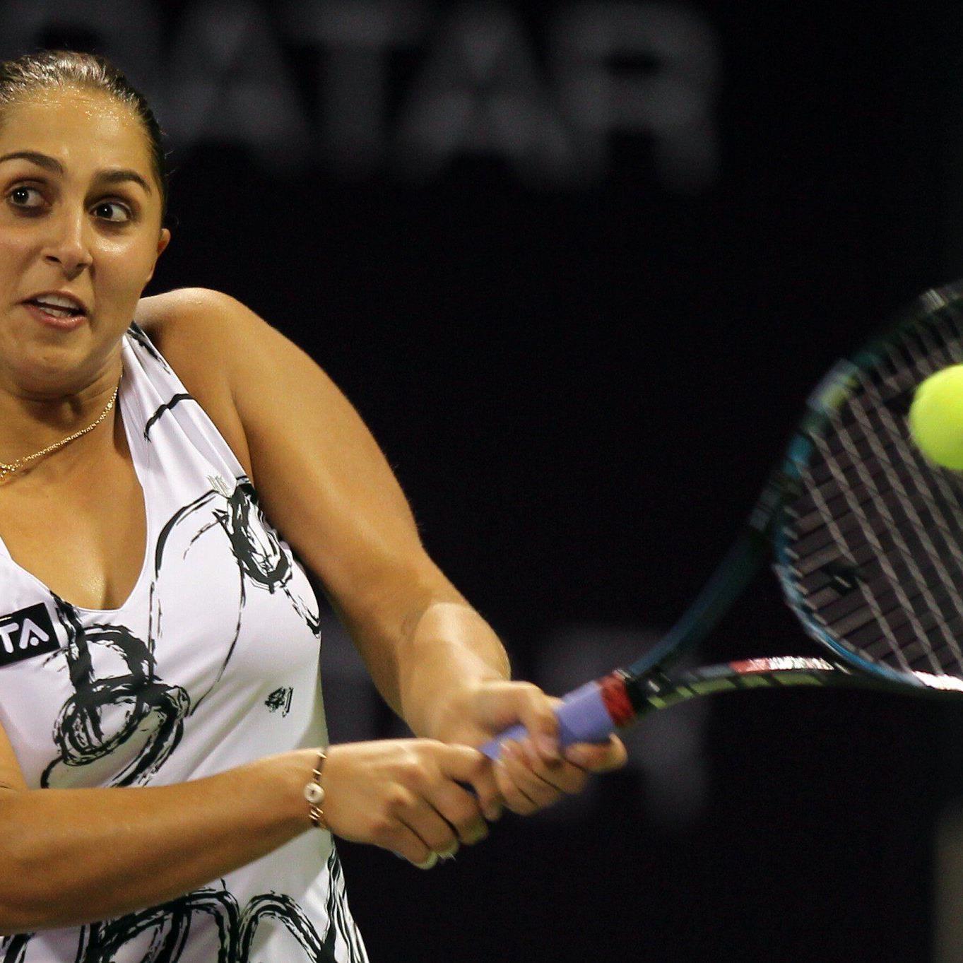 Tamira Paszek scheitert gegen US-Qualifikantin Grace Min.