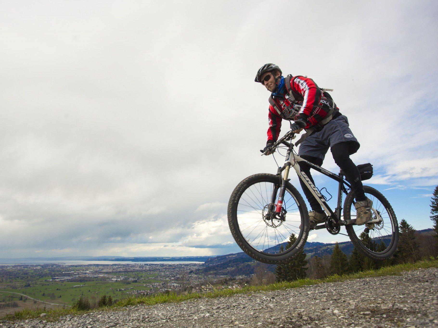 Der Startschuss für die Fahrradsaison ist gefallen.