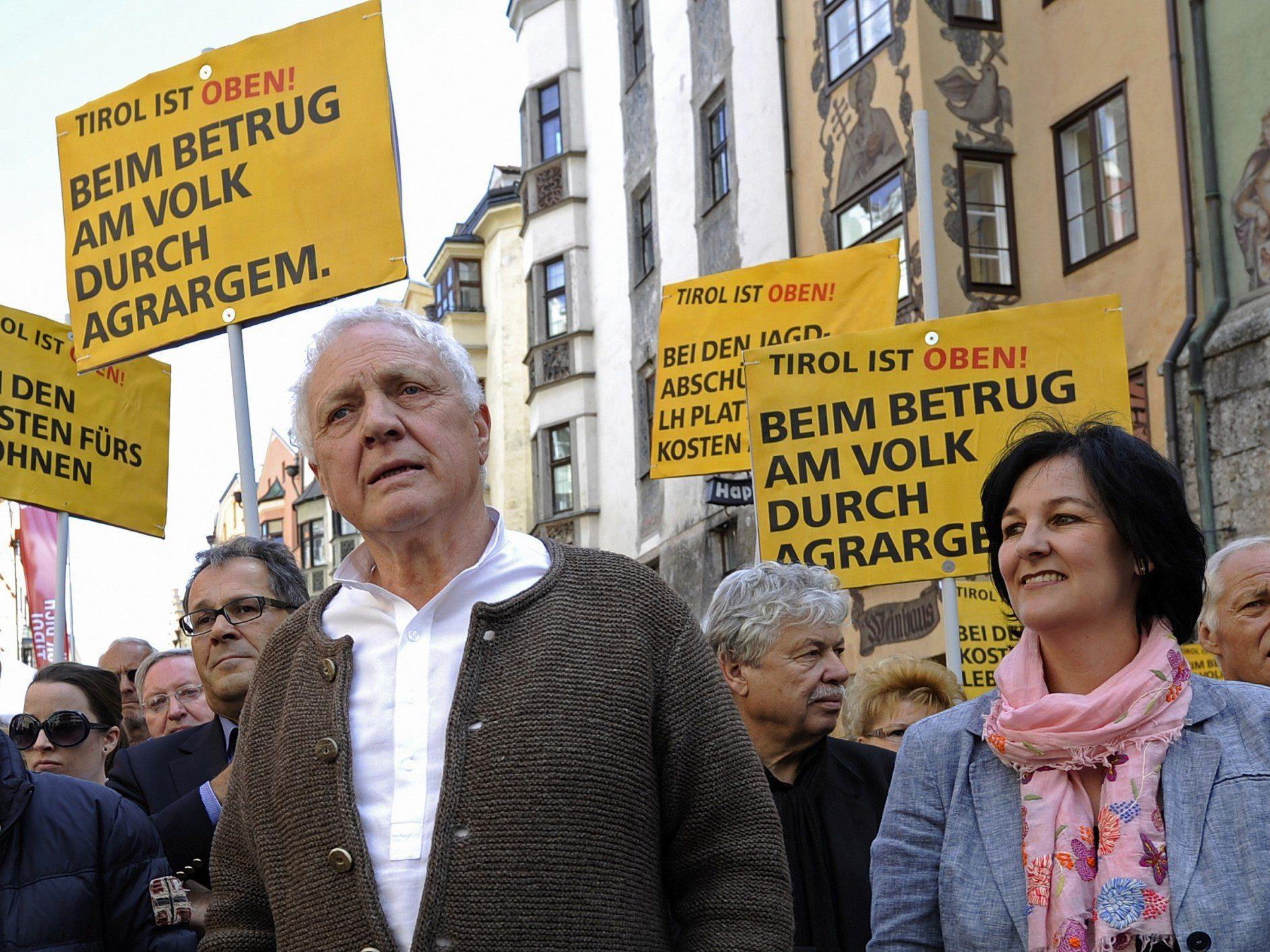 Tirol Wahl: Agrargemeinschaften Hauptthema bei Liste Fritz