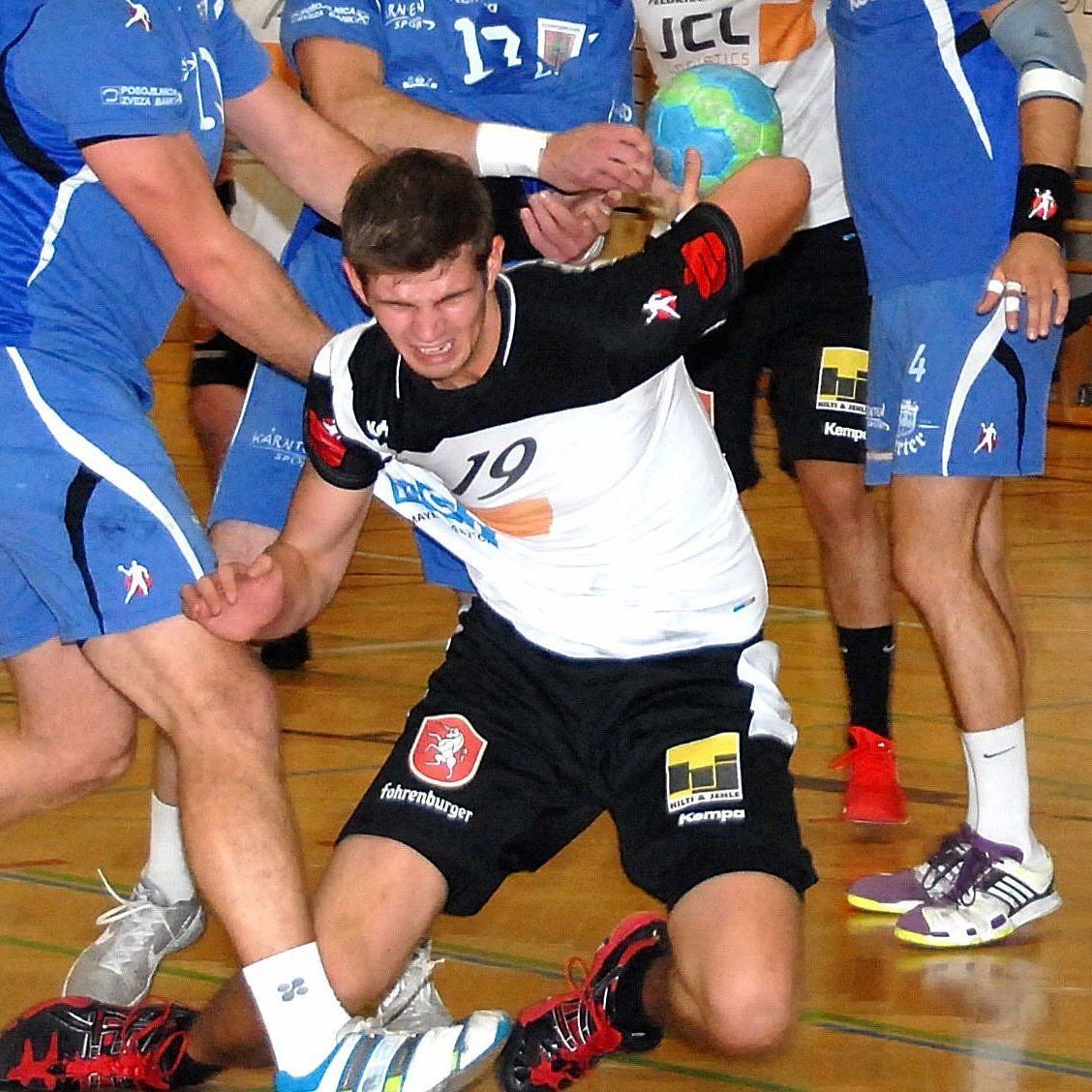 Feldkirchs Handballer treffen auf Vöhringen und wollen zwei Punkte einfahren.