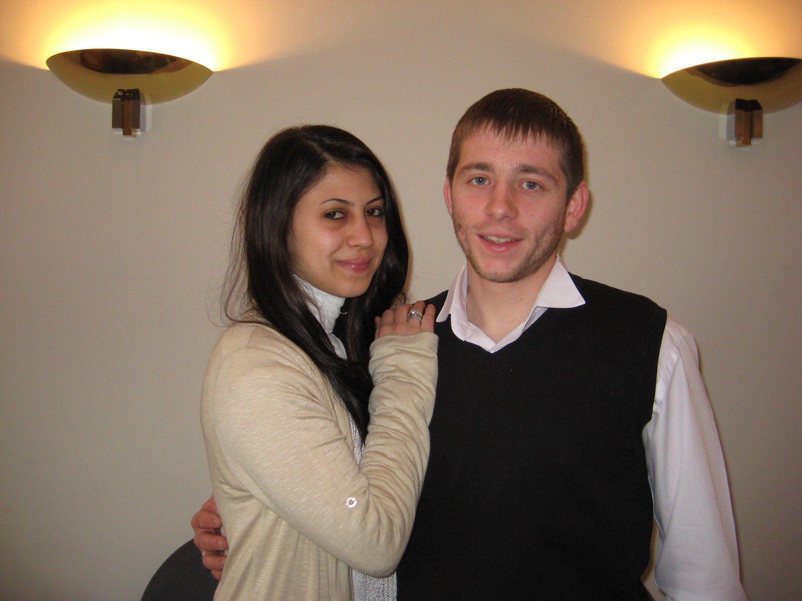 Burcu Ünal und Adem Imamoglu haben geheiratet.