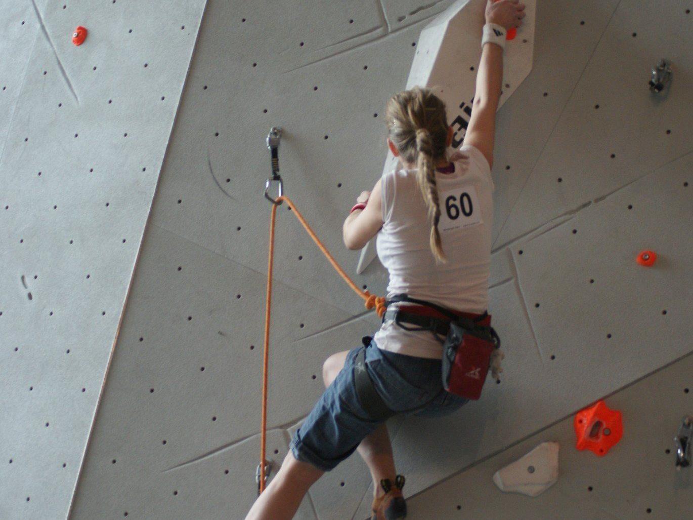 Keine ÖM-Medaille für die Kletterer aber viele starke Leistungen in Saalfelden.