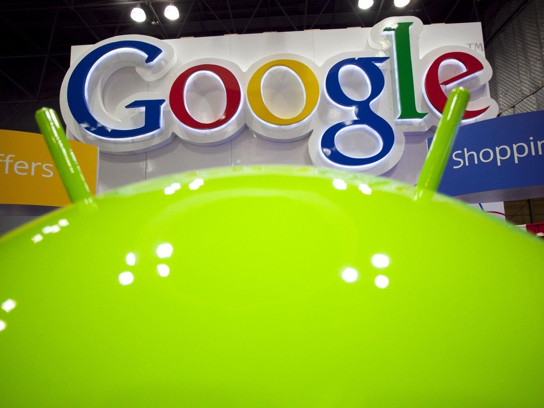 Android hat derzeit 70 Prozent Marktanteil.