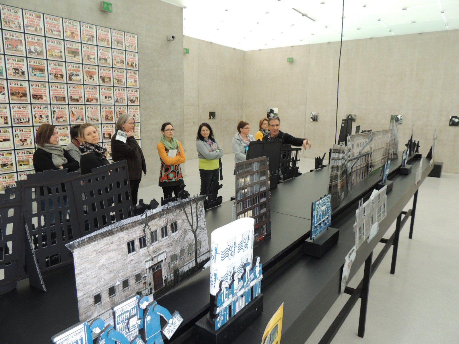 Die Ausstellung wurde wieder von tausenden Besuchern frequentiert