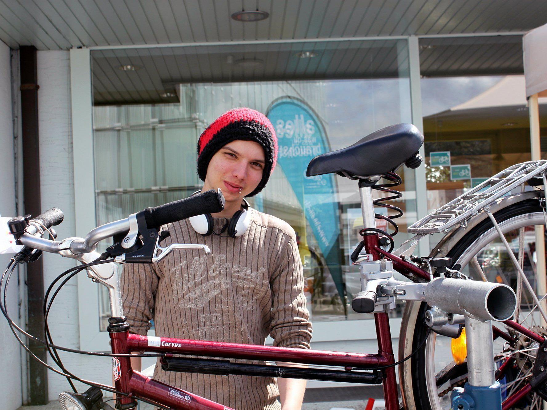 Fahrradcheck im aha