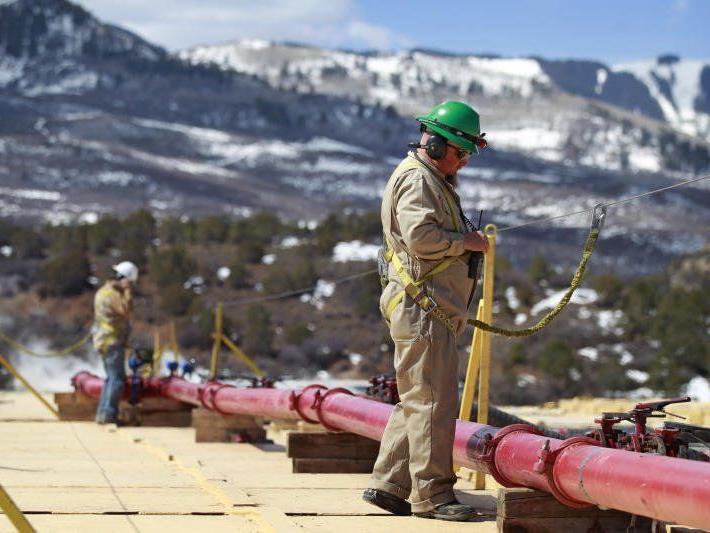 Spezialisten aus Texas sollen ab Herbst auch in der Ostschweiz Vorkommen von konventionellem Gas und Schiefergas aufspüren.