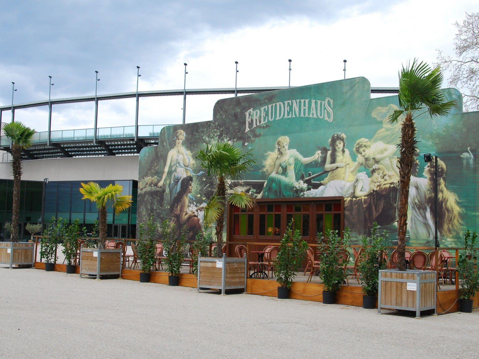 Das Freudenhaus startet kommenden Donnerstgag in seine neue Saison.